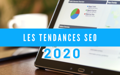 Les tendances SEO 2020