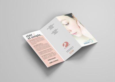 conception brochure agence québec