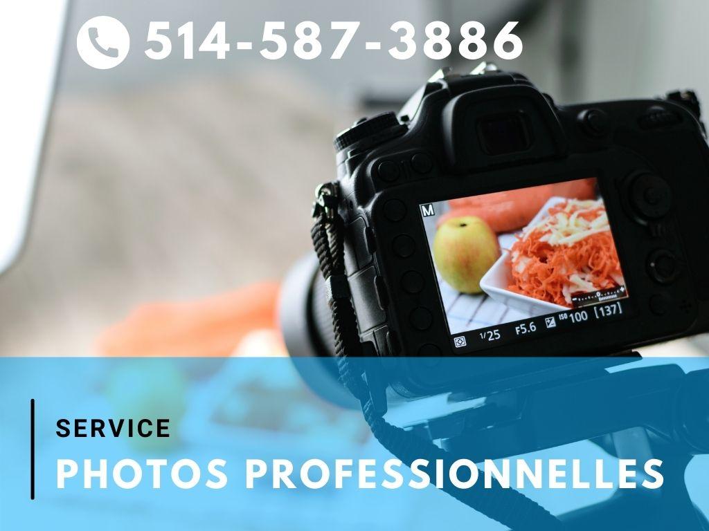service photos professionnelles quebec